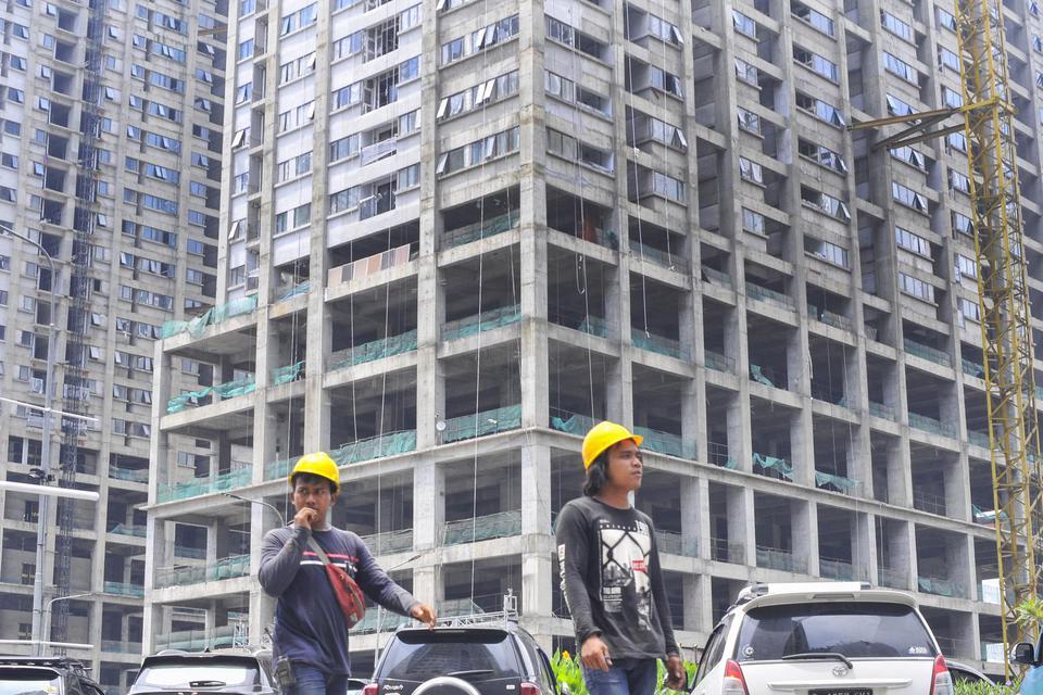 Meikarta, pekerja ilegal asal Tiongkok