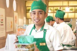 startup kuliner greenly