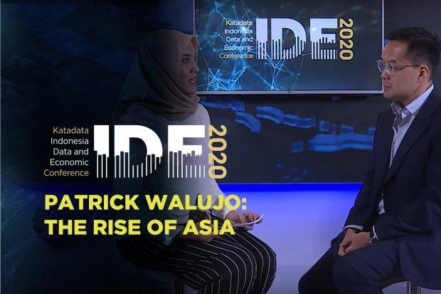 Patrick Walujo Soal Kebangkitan Ekonomi Asia