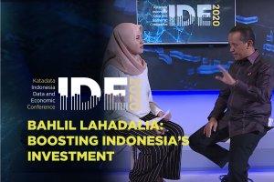 Bahlil Lahadalia Menggenjot Penanaman Modal di Indonesia