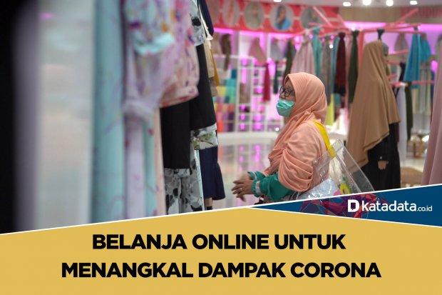 Belanja Online Menangkal Dampak Corona