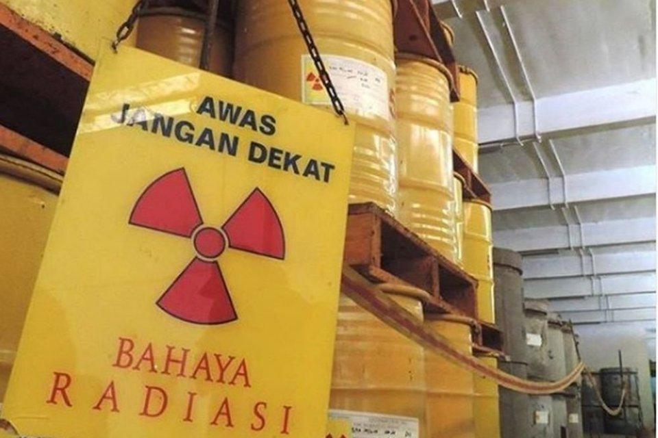 radiasi nuklir, perumahan batan indah, bapeten, batan