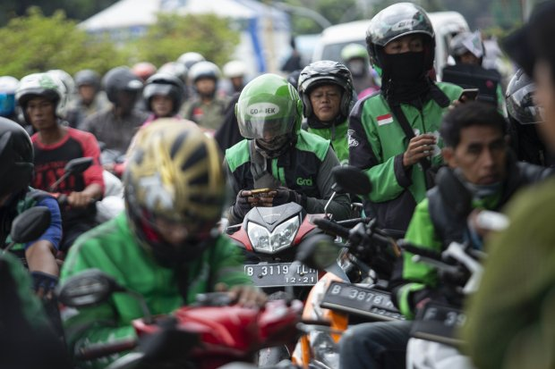 Riset ITB: Ojol Dorong 39% Warga Jabodetabek Pakai Transportasi Umum