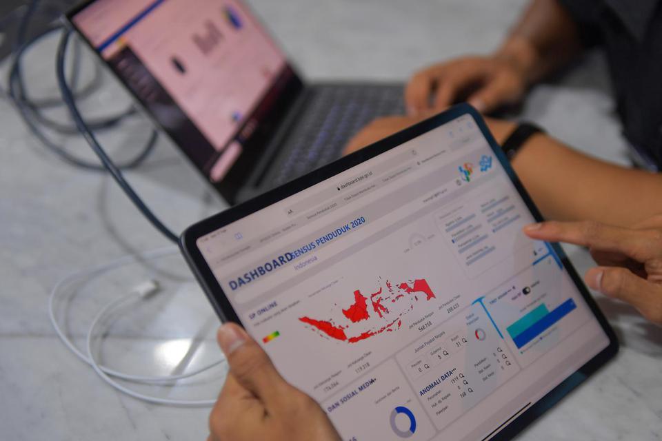 sensus penduduk 2020, bps, sp2020, sensus penduduk 2020 online, cara mengisi sensus penduduk 2020 online