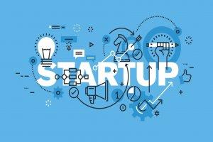 Ilustrasi startup