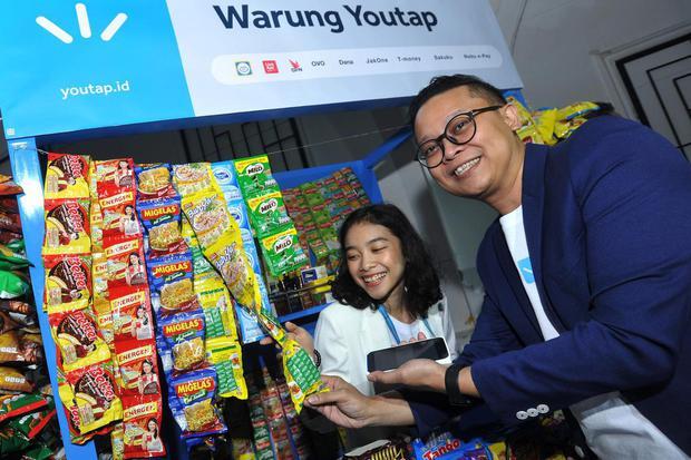 Startup Milik Salim Group Digitalisasi Pedagang Pasar Saat Pandemi