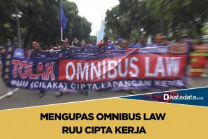 Mengupas Omnibus Law RUU Cipta Kerja