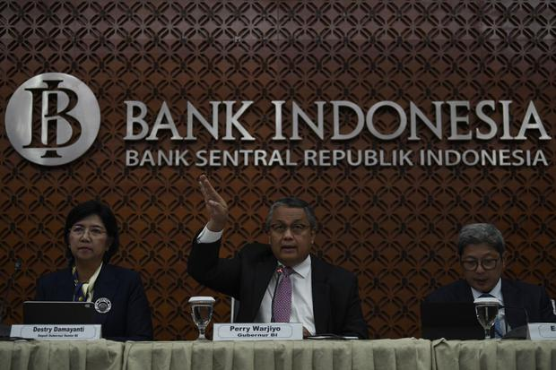 bank indonesia, SBN, burden sharing pemerintah bi