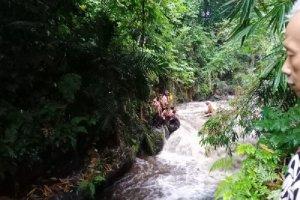Pencarian Siswa Tenggelam di Sungai Sempor, Daerah Istimewa Yogyakarta pada Jumat (21/2)