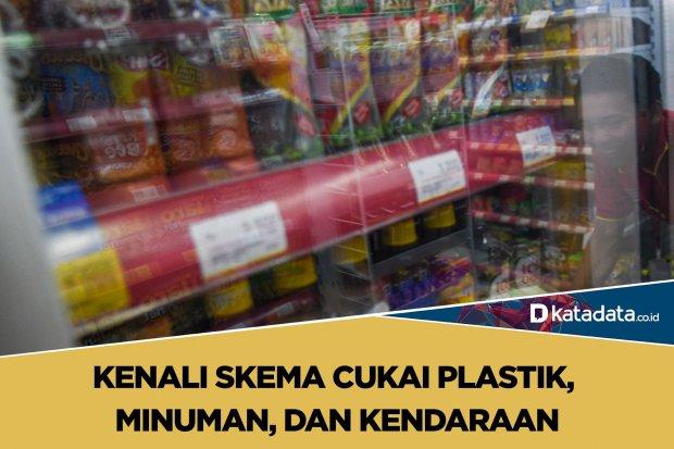 Kenali Skema Cukai Plastik, Minuman, dan Kendaraan