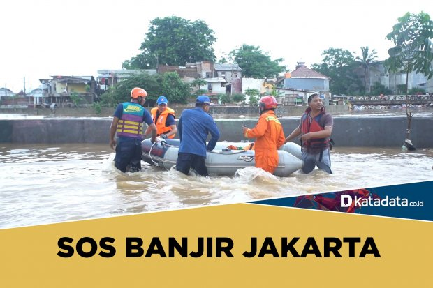 SOS Banjir Jakarta