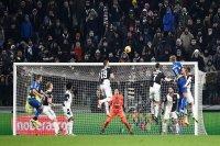 Pertandingan di liga Italia