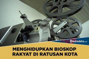 Menghidupkan Bioskop Rakyat di Ratusan Kota