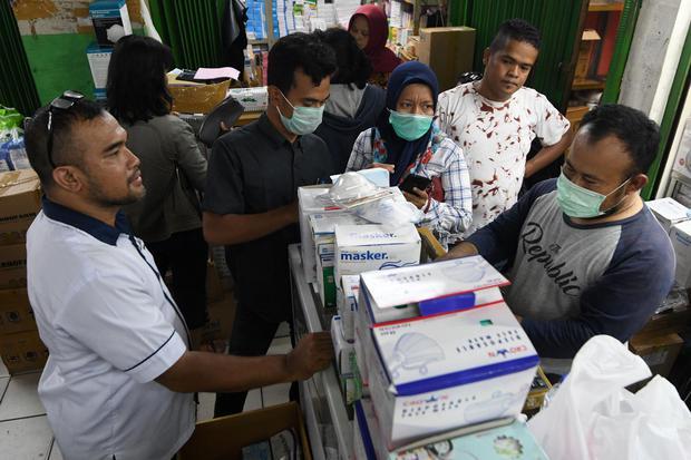 Shopee dan Lazada Bakal Nonaktif Akun Penjual Masker Harga Jutaan