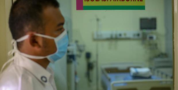 Risiko Corona Ditanggung Asuransi Kesehatan, Selam