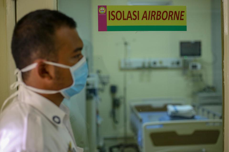 virus corona, pasien corona, pasien meninggal