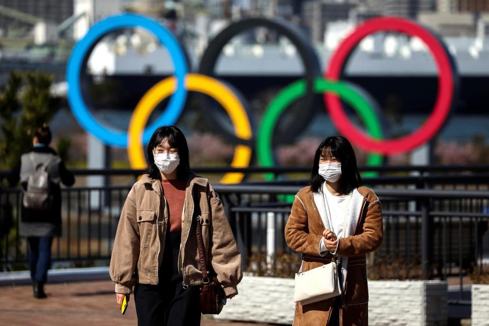 olimpiade, olaharaga, virus corona