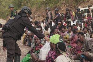 Warga Tembagapura mengungsi karena teror KKB di Papua