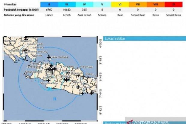 gempa bumi, jakarta gempa, bencana alam