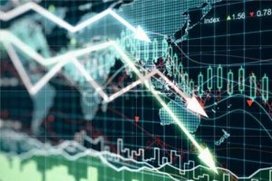 Telaah - pasar saham turun karena minyak dan virus corona