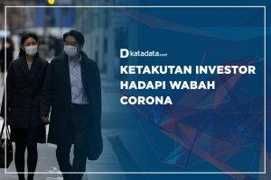 Ketakutan Investor Hadapi Wabah Corona