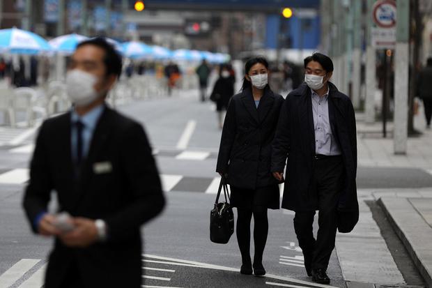HEALTH-CORONAVIRUS/JAPAN