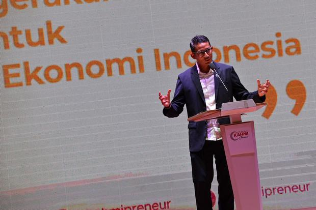 DISKUSI 'OPPOSITION LEADERS ECONOMIC FORUM'