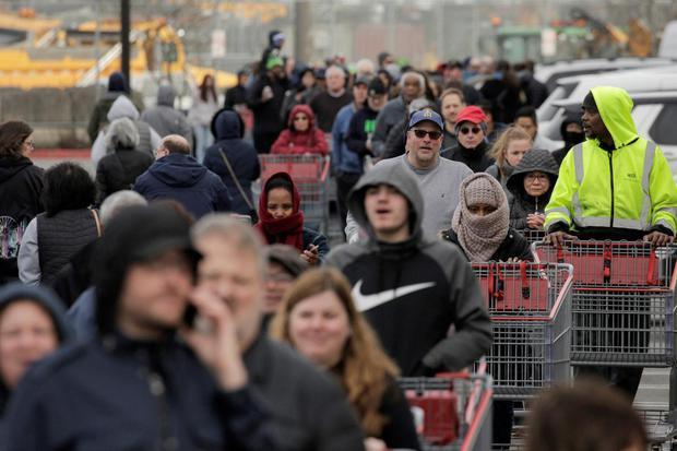 penjualan ritel, amerika serikat, pandemi corona