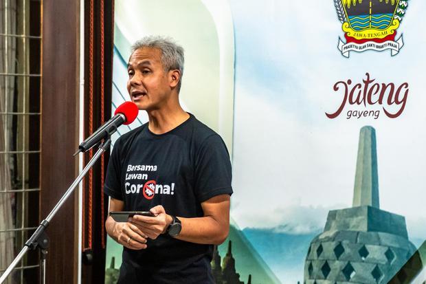 Ganjar Pranowo Beri Klarifikasi soal Kabar