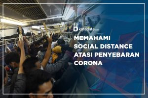 Memahami Social Distancing Atatasi Penyebaran Corona