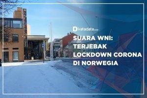 Terjebak Lockdown Corona di Norwegia