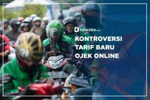 Kontroversi Tarif Baru Ojek Online
