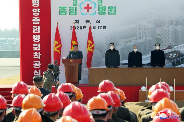 korea utara, corona, virus corona, kim jong un