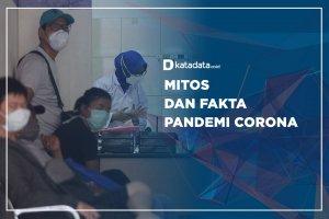 Mitos dan Fakta Pandemi Corona