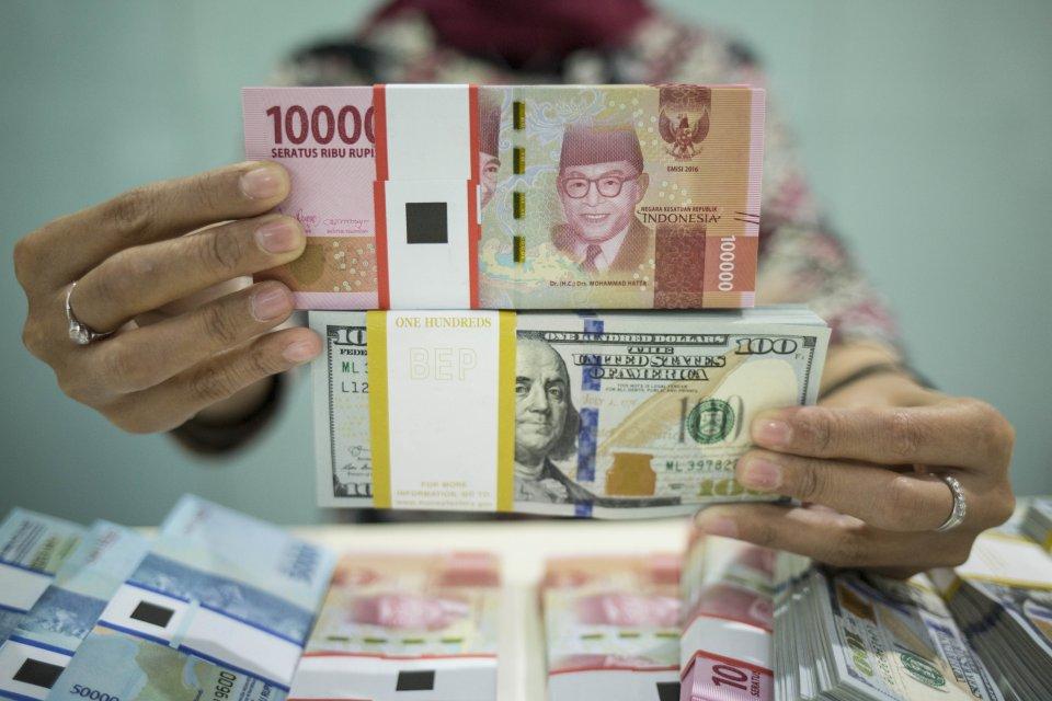 Terdampak Sentimen Global, Rupiah Menguat 1,22% Terbaik Kedua di Asia.