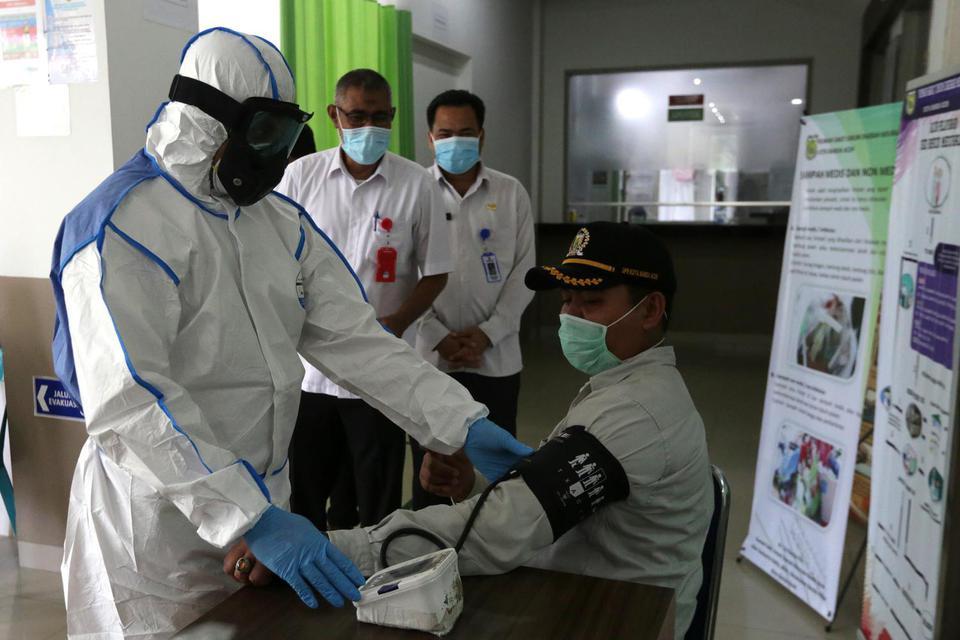 APD, masker, pandemi corona
