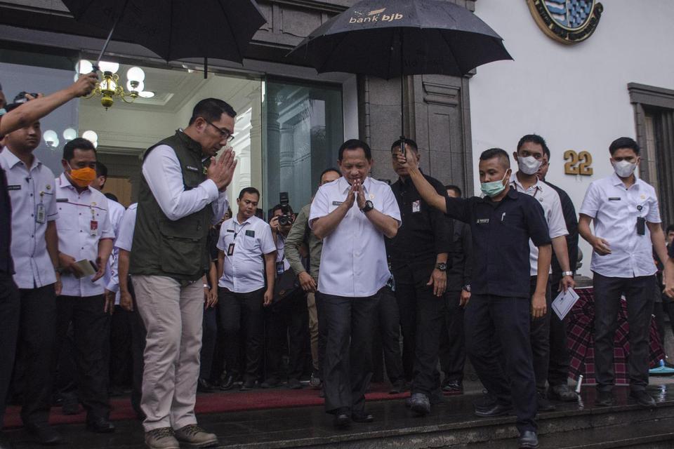 Ikuti Anies, Ridwan Kamil Akan Ajukan PSBB untuk Bogor