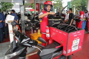 Pertamina Sediakan Layanan Antar BBM dan Elpiji