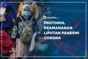 Protokol Keamananan Liputan Pandemi Corona