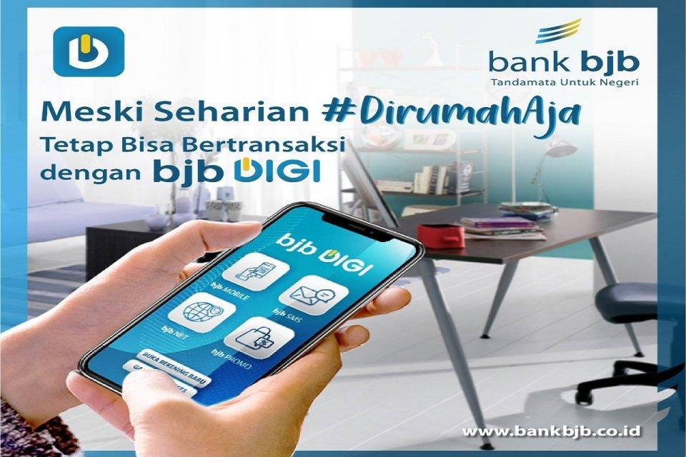 Cegah COVID-19 dengan Banking from Home via bjb DIGI ...