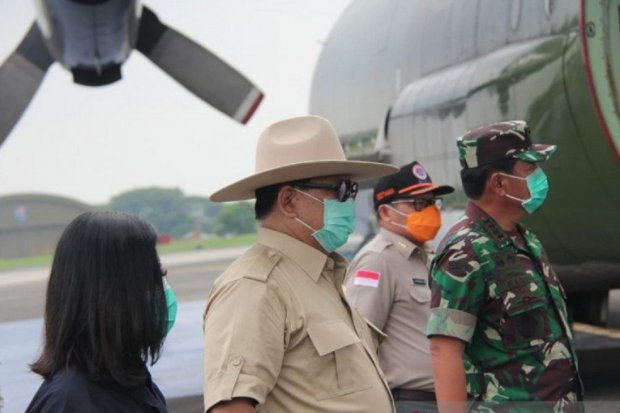 Prabowo Subianto, Sri Mulyani, Erick Thohir, menteri berkinerja terbaik, pandemi corona