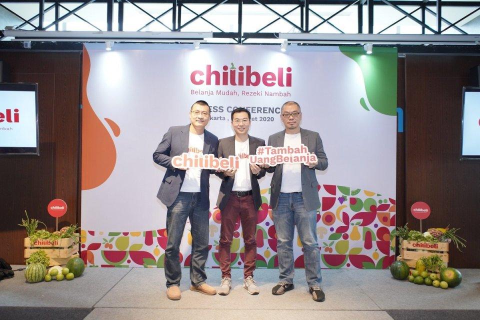 Startup Lokal Chilibeli Dapat Pendanaan Rp 157 Miliar dari Investor AS