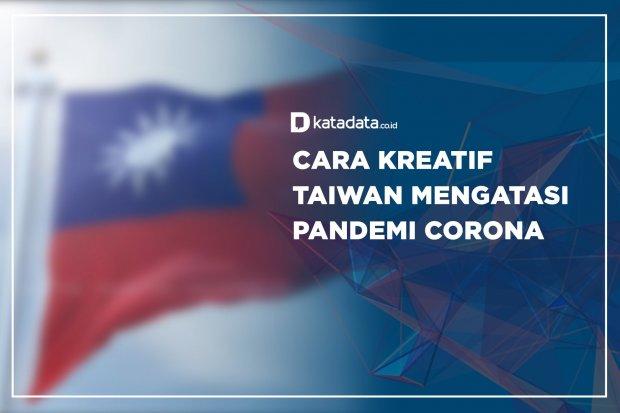 Cara Kreatif Taiwan Mengatasi Pandemi Corona