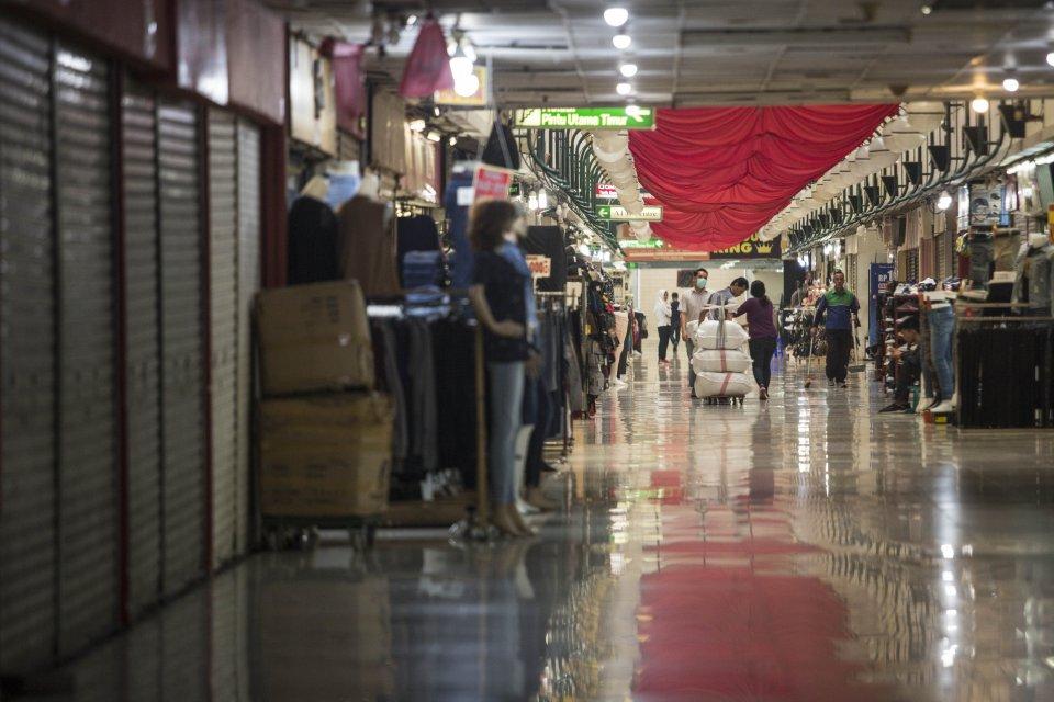 Mall Sepi Imbas Corona, Pengusaha Mall Minta Insentif ke Pemerintah .