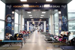 HEALTH-CORONAVIRUS/COLOMBIA