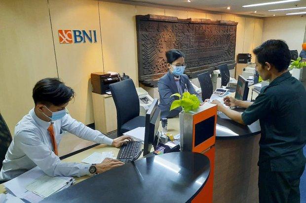 kolaborasi, bank, fintech, BNI,