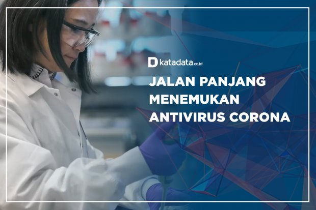 Jalan Panjang Menemukan Antivirus Corona