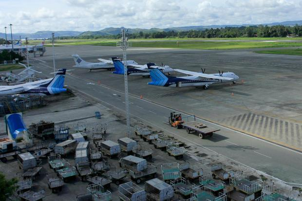 Papua, Bandara Sentani, Bandara, PON
