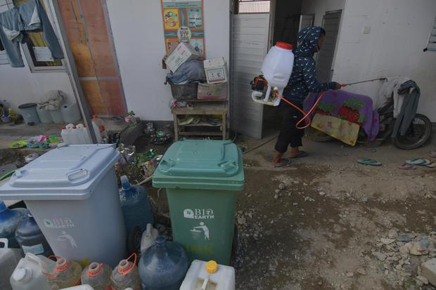 CSIS Peneliti Pertanyakan Kesiapan RI Hadapi Bencana Alam di Tengah Pandemi - Berita Katadata.co.id