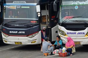 LARANGAN BUS AKAP BEROPERASI DI JAKARTA